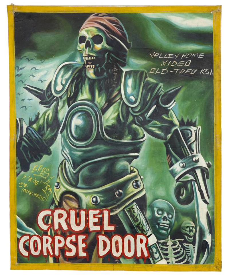 CRUEL CORPSE DOOR