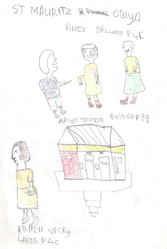 St. Mauritz Children Drawing 5
