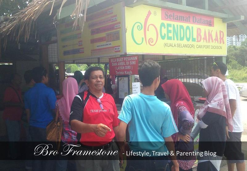 Cendol Bakar Cawangan Port Dickson