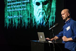 Willkommen in der Matrix – Tom Anyz