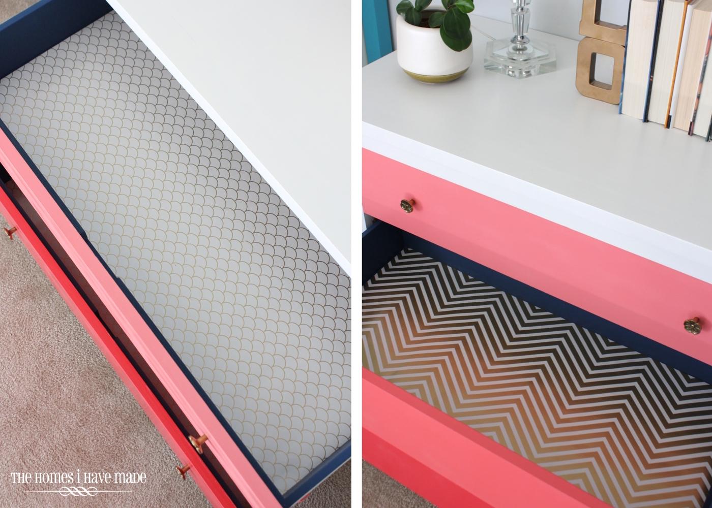 Pink Ombre Dresser-015