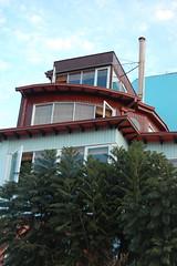La Sebastiana in Valparaíso, Chile