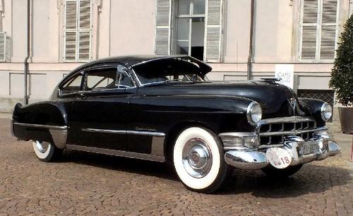 Cadillac Sedanet 1949