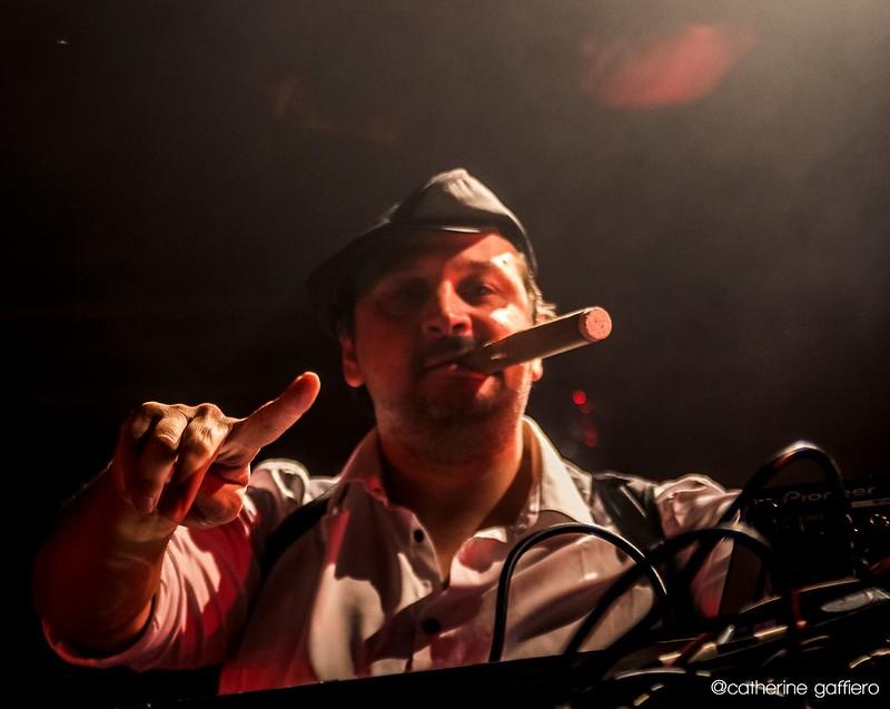Grand Soufflet 2014 - DJ Typoboy & Sévane Stepanian