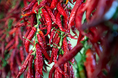I love spicy. Chilli or Peperoncino in Italy