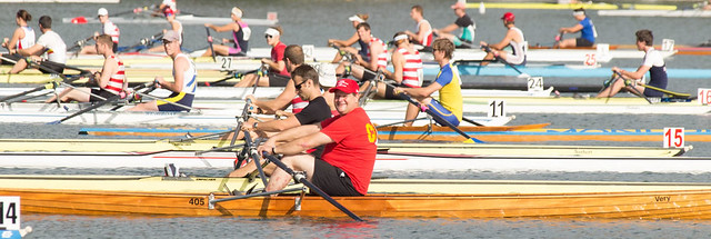 Rose 2014 - beim Start in Velden