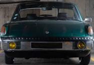 914 vw porsche aircooled front face.