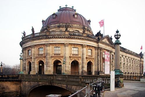 Bode-Museum exterior