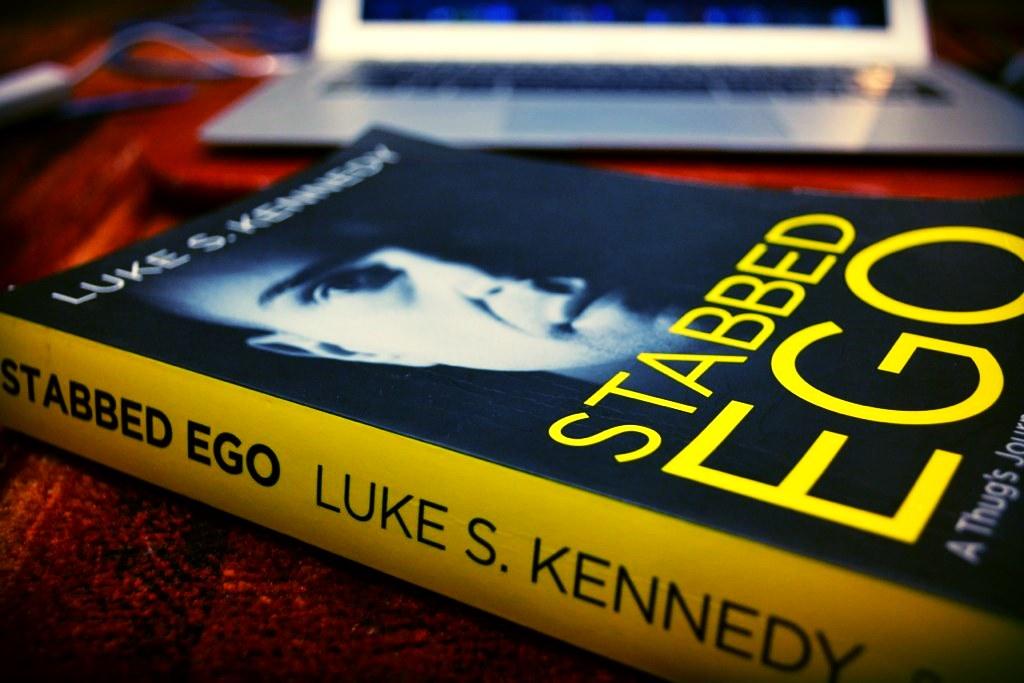 Stabbed Ego - Luke S. Kennedy