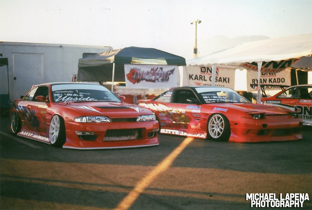 Formula Drift Irwindale : Offset Kings