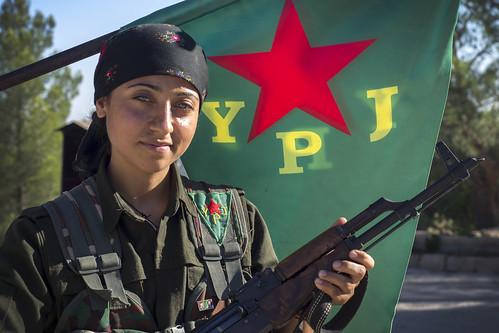Rojava, nieuwe Koerdische staat in Syrië?