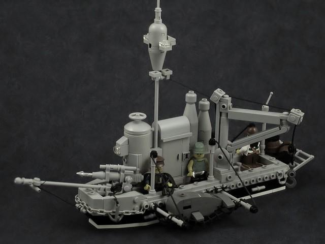 HMS Dead Ficus