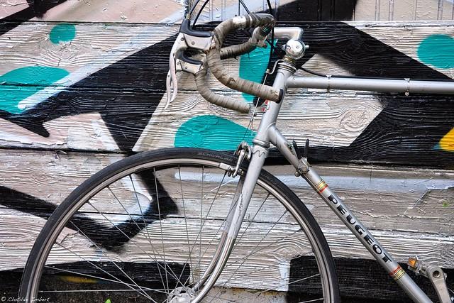 Mads - bike