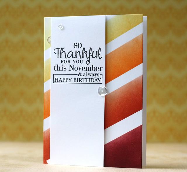 PTI~Birthday Classics: November