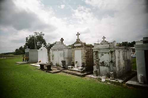 St. John the Baptist Catholic Church and Cemetery