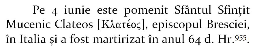 Clateos