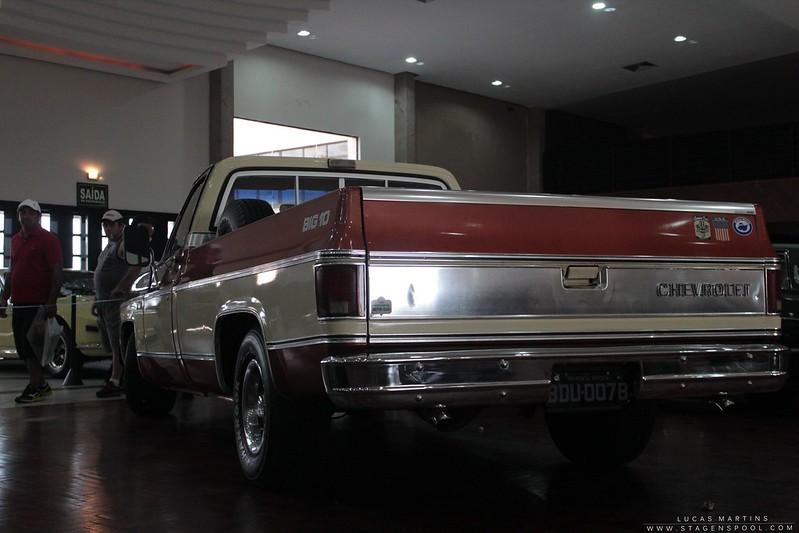 4º Encontro de veículos antigos e especiais de Passo Fundo - Stage'nSpool (71)