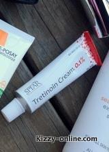 Review Tretinoin Cream 0.1% skin skincare retinol