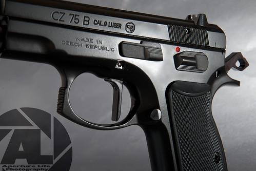 CGW CZ 75B SAO