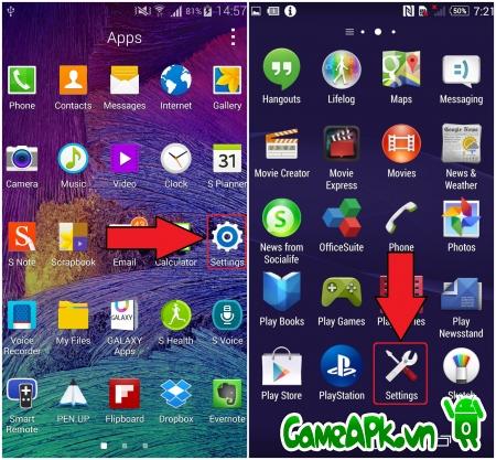 Mẹo dùng Galaxy Note 4 và Sony Xperia Z3 bằng găng tay