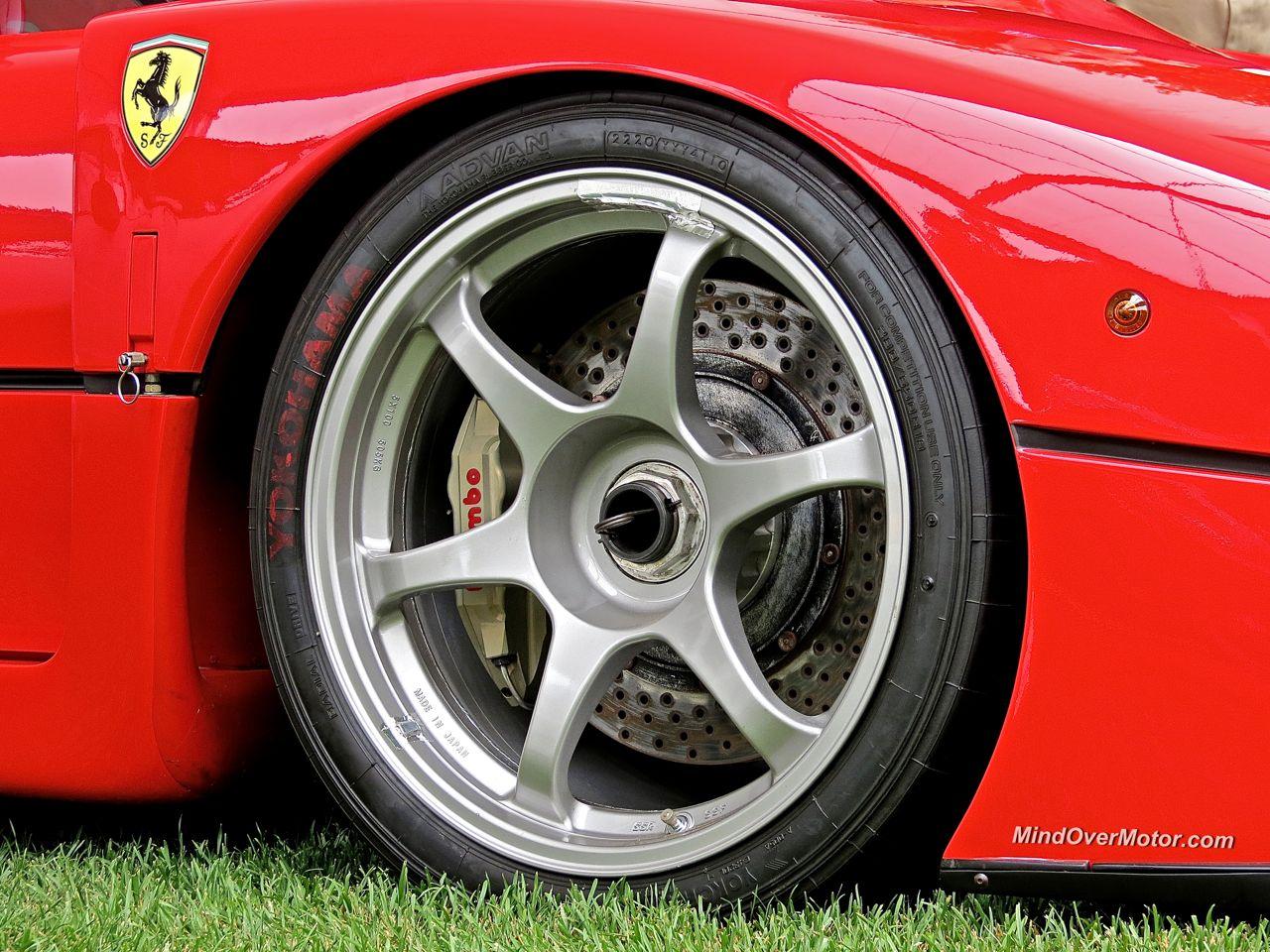 Ferrari F40 LM Wheel