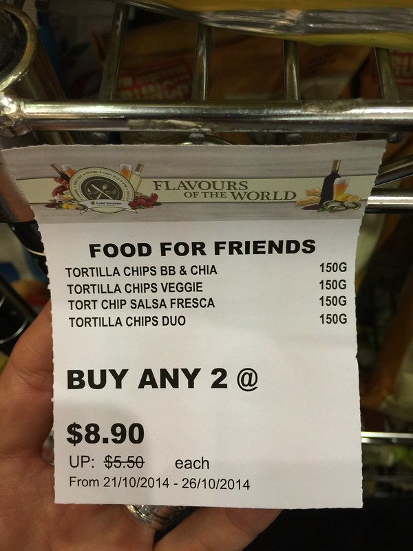 Food For Friends Chips - Buy Any 2 at S$8.90