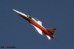 J-3087 - L1087 - Patrouille Swiss - Northrop F-5E Tiger II - Fairford RIAT 2006 - Steven Gray - CRW_2039
