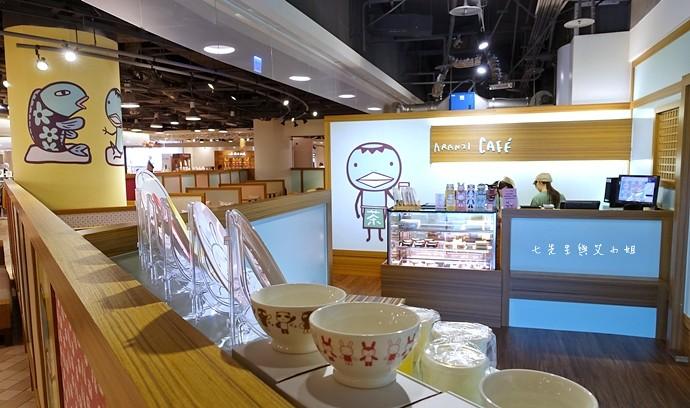 3 阿朗基阿龍佐咖啡廳 板橋環球店 日式茶屋風