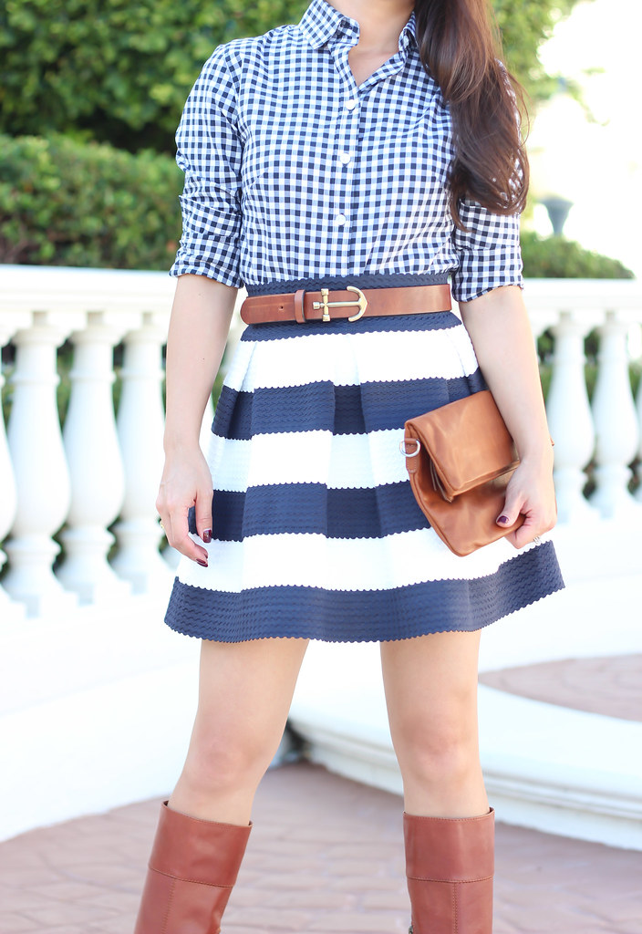 Nautical and Preppy Target Style-5