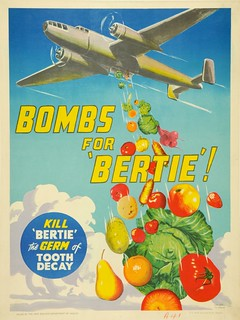 Bombs for 'Bertie'!
