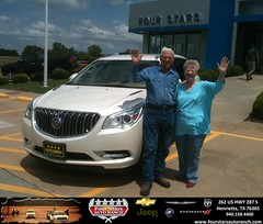 #HappyBirthday to Harriet Sides from Gene Klinkerman at Four Stars Auto Ranch!