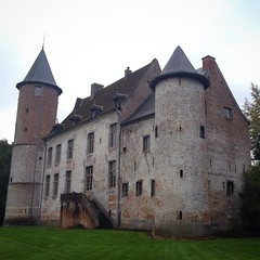 Stayed at Ter Dolen Castle (16th century) 🏰✨