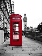 London Phone Box