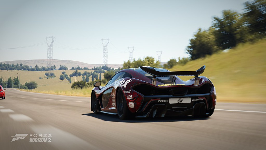 anyone else annoyed with the mclaren p1 wing? - horizon 2 discussion