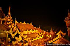 Outside Shwedagon