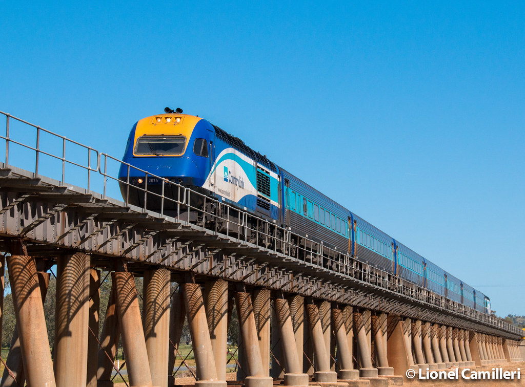 Daylight XPT to Sydney by LC501