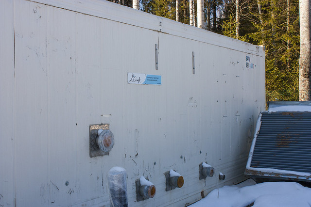 Насос системы искусственного оснежения