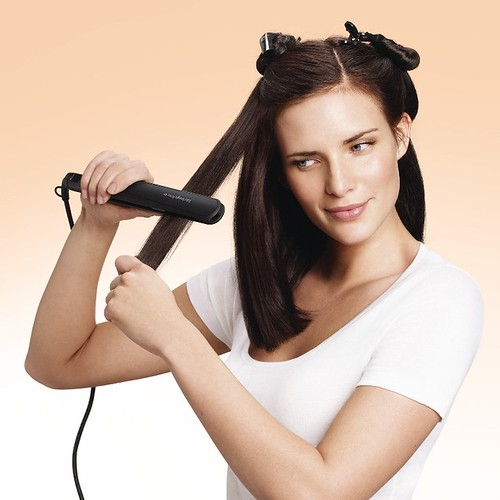 Philips Care and Control Straightener