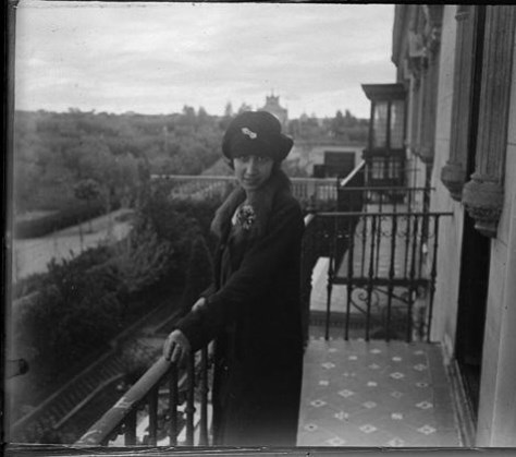 Palacio de la Sisla en abril de 1928. Fotografía de Aurelio de Colmenares y Orgaz, Conde de Polentinos Ⓒ Fototeca del IPCE, Ministerio de Educación, Cultura y Deporte. Signatura DCP-A-4073_P