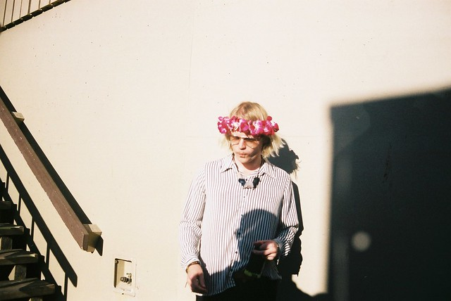 Connan Mockasin in Monterrey