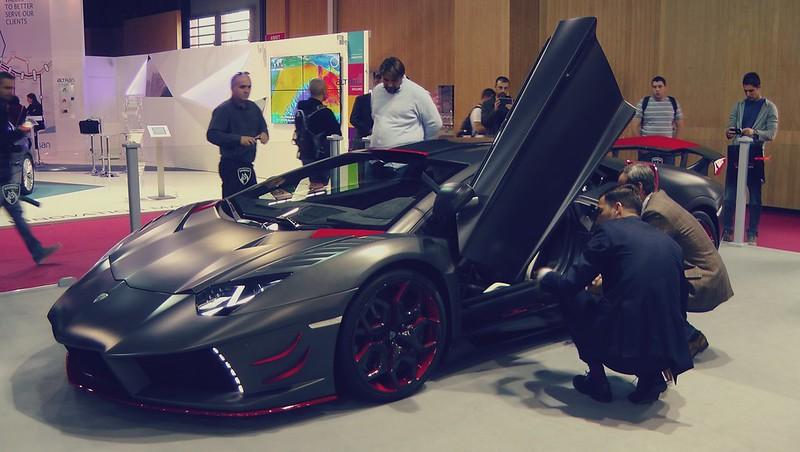 Paris Auto Show part 1