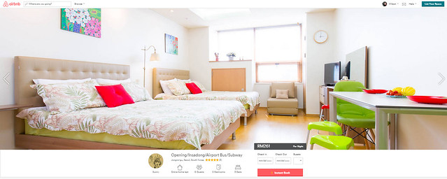airbnb sunny