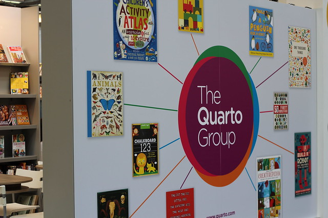 The Quarto Group - Frankfurt Buchmesse 2014