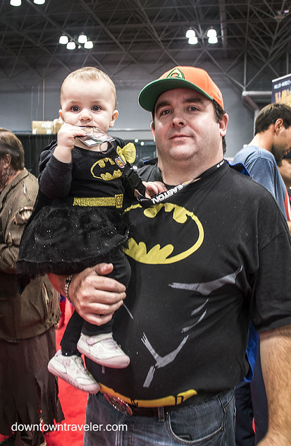 NY Comic Con 2014 Batman family