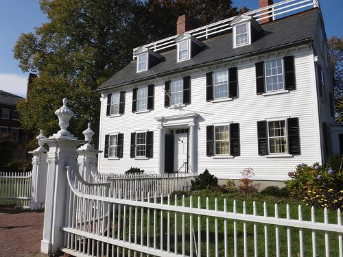 Ropes Mansion