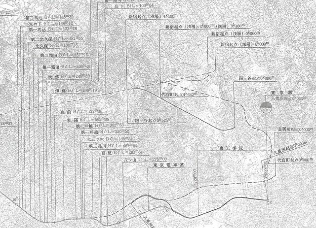 東海道新幹線東京駅案2