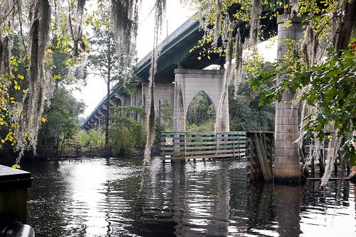 old bridge water reflections river landscape outdoors nikon trains riverwalk conwaync d800e easterncarolinas richstrobel