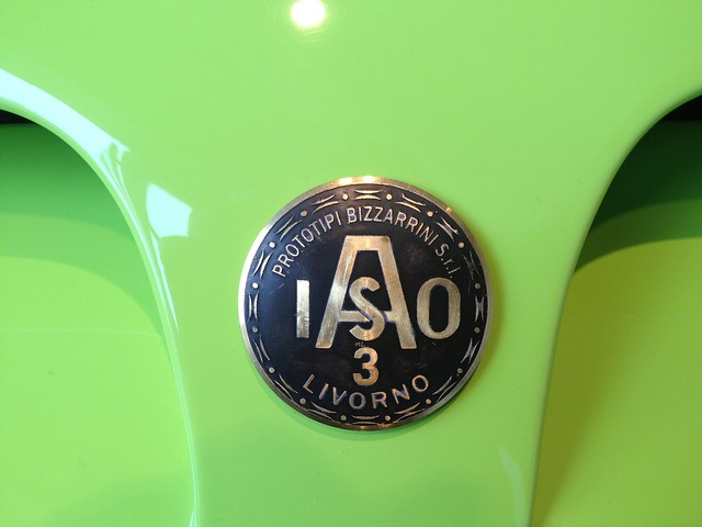 1965 ISO A3/C Bizzarrini