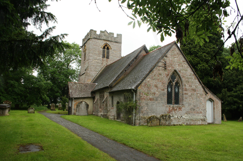 St Peter Abbots Morton Worcestershire