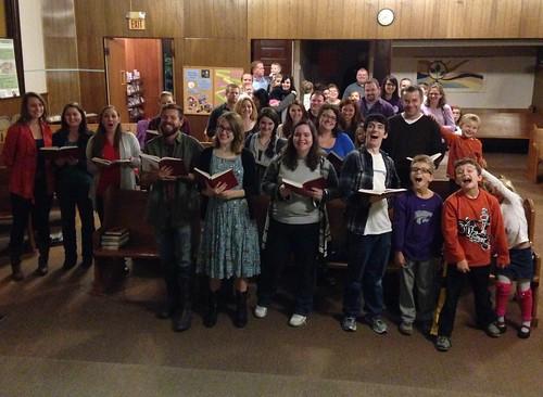 MPC Hymn Sing 2014